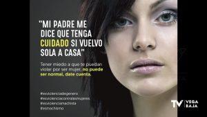 50 comercios de la Vega Baja se convierten es espacios seguros contra la violencia de género