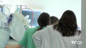 Aumenta la presión asistencial en el Hospital de Torrevieja pero la situación se mantiene estable