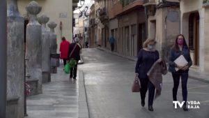 Callosa no descarta pedir el cierre perimetral del municipio si no mejoran los datos