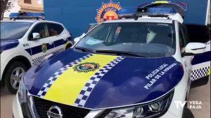 La Policía Local de Pilar de la Horadada suma dos nuevos vehículos