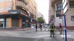 Prisión provisional para el presunto autor de la explosión en una vivienda de Torrevieja