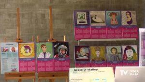 El IES de Rafal acerca referentes femeninos al alumnado con motivo del 25-N