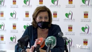Almoradí detectó 96 casos la semana pasada y pretende bajar la incidencia acumulada en unos días