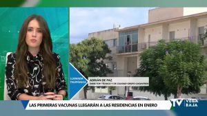 Usuarios y empleados de las residencias de mayores serán los primeros en vacunarse