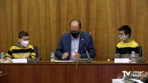 Orihuela celebra su XIII Pleno Infantil