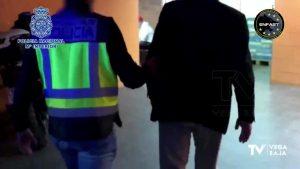 Localizan en Torrevieja a un fugitivo sueco que debería estar cumpliendo pena de prisión en Holanda