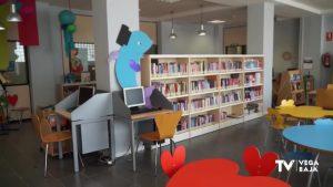 Premio para la Biblioteca Pública Fermín Limorte de Albatera por su proyecto de animación lectora