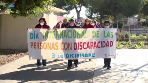 Las personas con discapacidad continúan la lucha por la igualdad de oportunidades