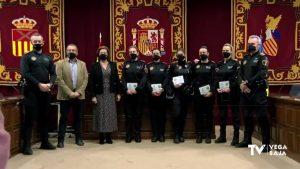 Se cumplen 20 años desde que la primera mujer entró a formar parte de la Policía Local de Almoradí