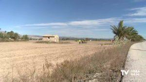 Aparecen restos óseos en el campo de concentración de Albatera