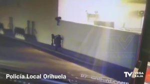 La Policía Local de Orihuela evita un robo en un supermercado