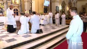 Más seminaristas para la Diócesis Orihuela-Alicante