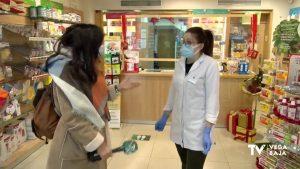 Las farmacias de la Vega Baja esperan la llegada de los test rápidos