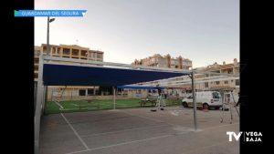 Cierran el pasillo de las aulas prefabricadas y se instalan todos en el CEIP Dama de Guardamar
