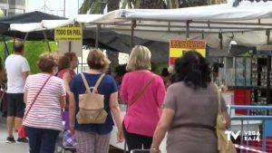 Los mercaderes piden a Orihuela que perdone las tasas de 2021 y a Torrevieja el 100% de ocupación