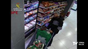 Detenido por robar productos gourmet en supermercados de la provincia: uno de ellos, en Benijofár