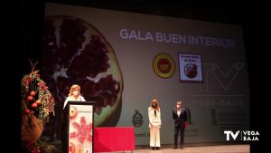 Reconocimiento para Carola Giménez-Esparza, jefa de servicio UVI de Hospital Vega Baja