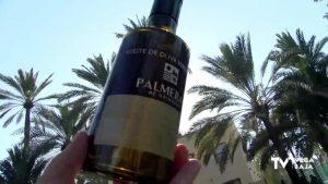 Llega el primer aceite de oliva virgen extra procedente de El Palmeral de Orihuela