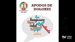 Dolores trabaja en una publicación que recopile apodos del municipio