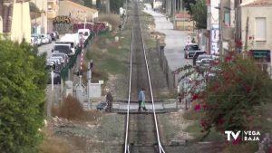 Callosa de Segura solicita a Adif el desmantelamiento de las antiguas vías del tren