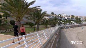 Orihuela quiere formar parte de la red de Senderos Azules con el sendero del paseo de Cabo Roig.