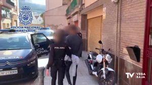 La PN detiene a 4 personas por su presunta implicación en un secuestro
