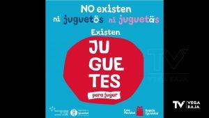 La Mancomunidad La Vega pone marcha una campaña por los juguetes libres de sexismo y roles de género