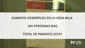 Sube el paro en Torrevieja, Orihuela y Guardamar, pero baja en Cox y Dolores