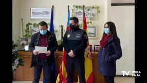 San Miguel de Salinas tiene nuevo Jefe de Policía Local