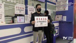 El segundo premio de la Lotería del Niño, vendido en Torrevieja