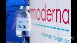 A la espera de las primeras 50.000 dosis de la vacuna de Moderna
