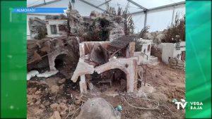 Acto vandálico en Almoradí: asaltan la carpa del Belén Municipal y destrozan varias piezas
