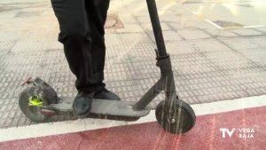 El uso de los patinetes eléctricos ya comienza a estar regulado: fuera de las aceras y a 25 km/h