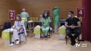 La vacuna empieza a llegar a los centros de salud de la Vega Baja