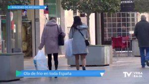 Ola de frío en toda España: la nieve da paso a una fuerte bajada de temperaturas