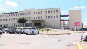 "El Hospital Vega Baja deriva a cuatro pacientes ""no covid"" a centros privados por falta de espacio"