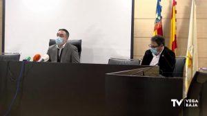Empresarios de la Vega Baja reciben información sobre las líneas de ayudas europeas