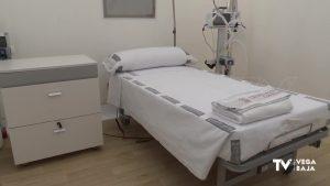 La Conselleria de Sanidad prevé movilizar personal sanitario al levantar los hospitales de campaña