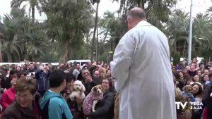 La bendición de animales por el Día de San Antón corre peligro