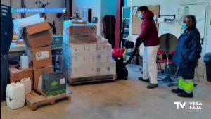 El ayuntamiento de San Fulgencio compra material sanitario valorado en más de 10.000 euros
