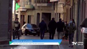 Callosa acuerda más restricciones y vuelve pedir el cierre perimetral del municipio