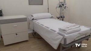 Llegan los primeros pacientes al hospital de campaña de Alicante