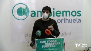 Cambiemos Orihuela asegura que el ayuntamiento no cubre las bajas de personal en la residencia Oriol