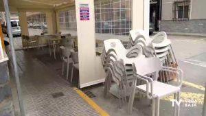 Así han vivido los hosteleros de la Vega Baja su último día