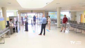 La saturación en el Hospital General de Elche obliga a derivar pacientes al Hospital de Torrevieja