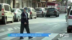 La Comunidad Valenciana roza los 10.000 casos en un día