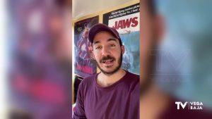 El oriolano Pablo Riquelme triunfa en el Festival de Cine de Las Vegas