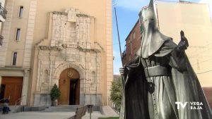 Sobresalto en el Museo de Semana Santa de Orihuela ante un conato de incendio