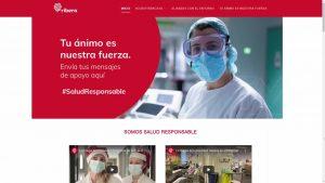 Los pacientes y sanitarios del Hospital de Torrevieja recibirán mensajes anónimos de apoyo