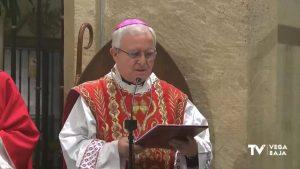 """El Obispo Jesús Murgui asegura que """"no ha buscado ningún trato de favor sanitario"""" al vacunarse"""